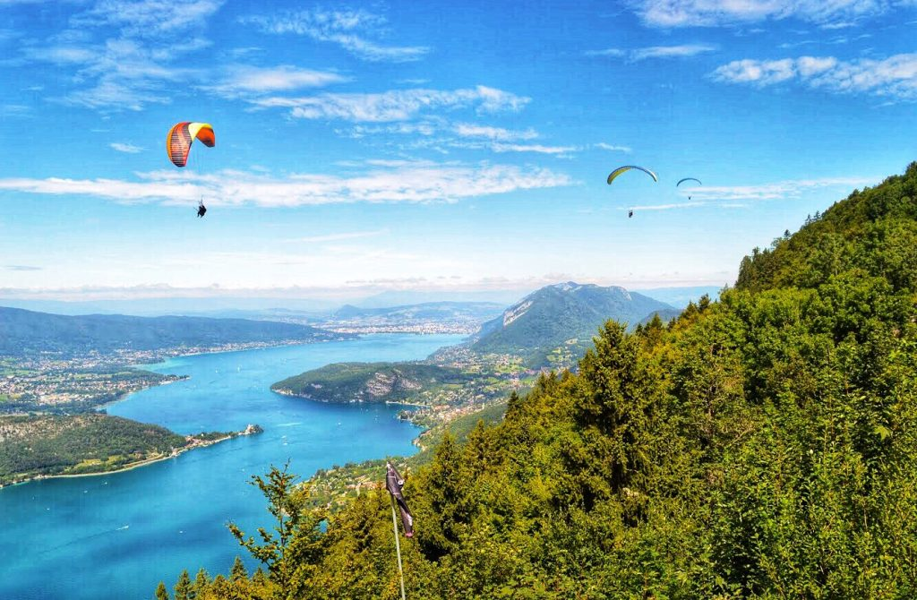 parapante-annecy